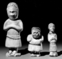 117948: Mortuary Figure ceramic, paint