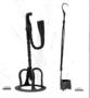 30109: Iron torch holder