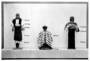 189959: Woman's Costumes on mahogany