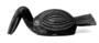 175624: Bird crest wood headdress